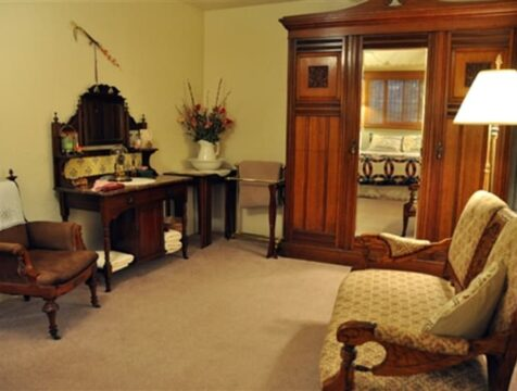 Victorian Room, Time After Time Bed and Breakfast
